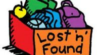 Our Lost & Found is getting quite full. Please come by and pick up your items. All unclaimed items will be donated on December 21, 2018. Thank you