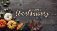 October 14, 2019, is Thanksgiving Day. Stoney Creek Community School will be closed. Please see the Stoney Creek website calendar for more important date information.