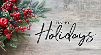 Friday December 20, 2019 is a regularly scheduled – full day of school.It is the last full day of classes before Winter Break. School is Closed for Winter Break: December […]